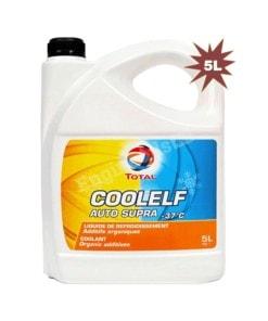 ELF Coolelf Auto Supra -37°C 5L Kylarvätska