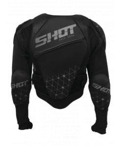 Shot Ultralight Jacket, Rygg