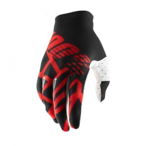 100% Handskar Celium2 Svart Röd Vit 8cf2a18bcf326