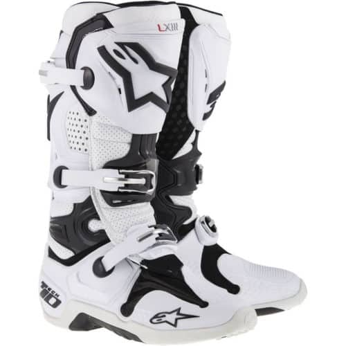 Crosstövlar Alpinestars Tech10 vita