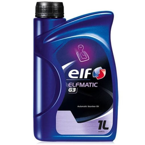 ELFMATIC G3 ATF-Olja