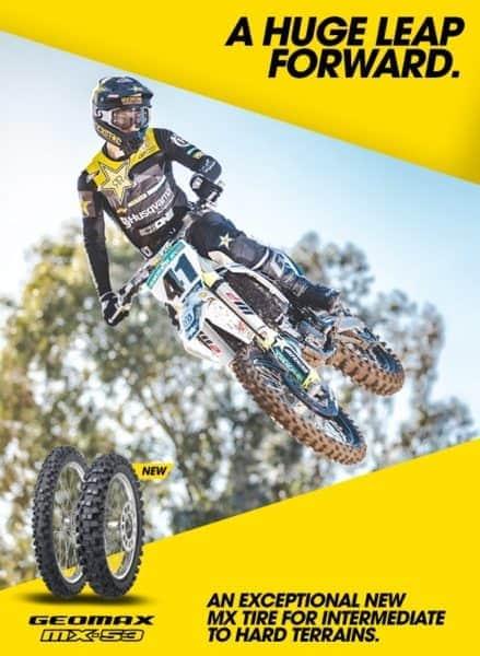 Dunlop MX-53