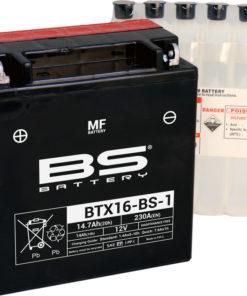 BATTERI BS 12V BTX16-BS-1