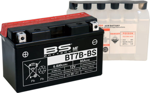 BATTERI BS-BATTERY BT7B-BS